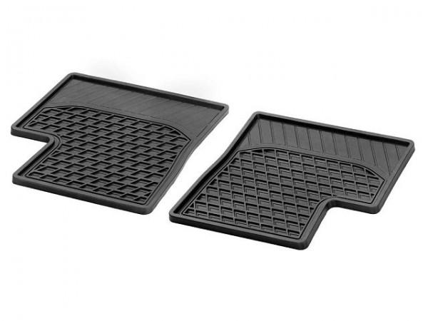 smart 453 Allwettermatten 2-tlg Set Gummi Fußmatten neu A45368016059G33