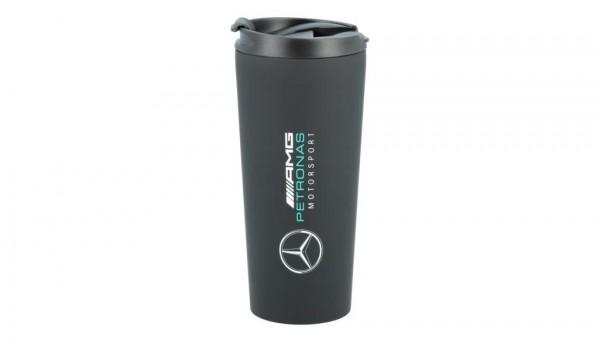 AMG PETRONAS Motorsport Thermobecher schwarz