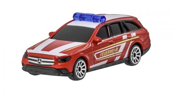 Mercedes-Benz Spielzeugauto Feuerwehr 1:64