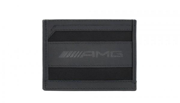 Mercedes-AMG Kreditkartenetui schwarz