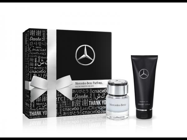 Mercedes-Benz Geschenkset Herren 2er-Set