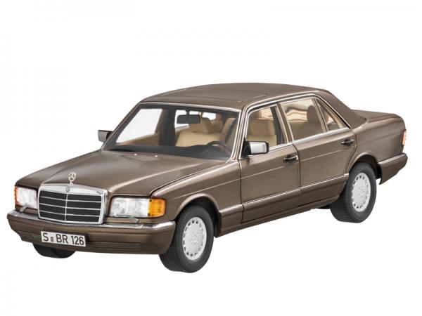 Mercedes-Benz 560 SEL V126 (1985-1991) impala 1:18