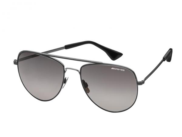 Mercedes-AMG Sonnenbrille Herren Essentials gunfarbend