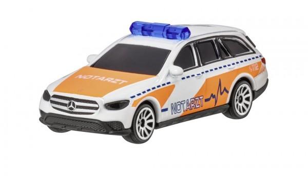 Mercedes-Benz Spielzeugauto Notarzt 1:64
