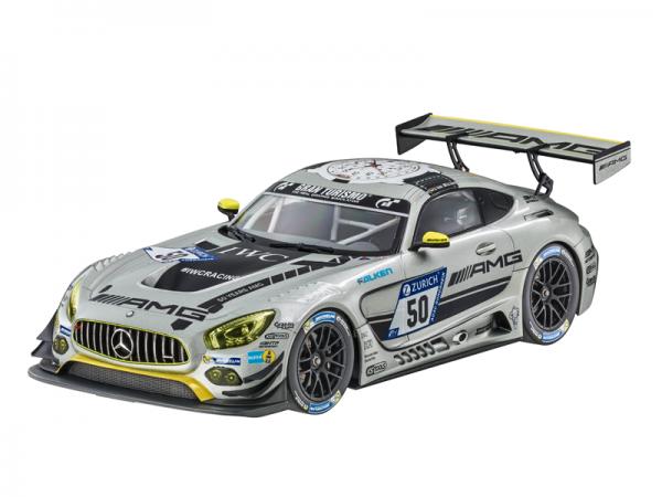 original Mercedes-AMG GT3 | Team HTP Motorsport | NOREV 1:18 | Metall |B66960452
