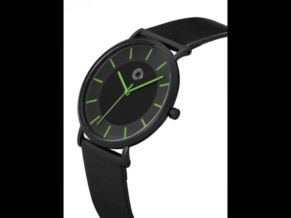 Original smart Armbanduhr Passion Kalbsleder unisex grün B67993613