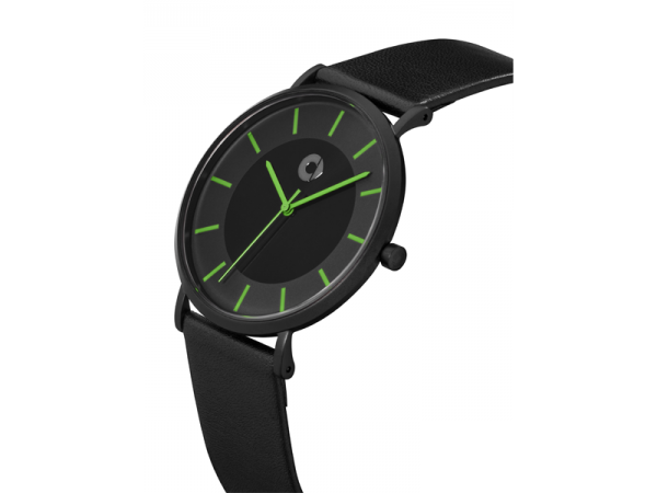 smart Armbanduhr Passion Kalbsleder unisex grün